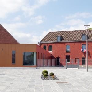 Mairie d'Hallennes-lez-Haubourdin